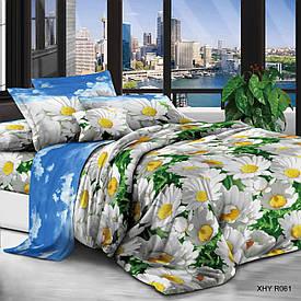 Комплект постельного белья полутороспальный 3д Наволочки 70*50