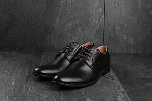 Туфли Bonis 81 (весна/осень, мужские, натуральная кожа, коричневый)