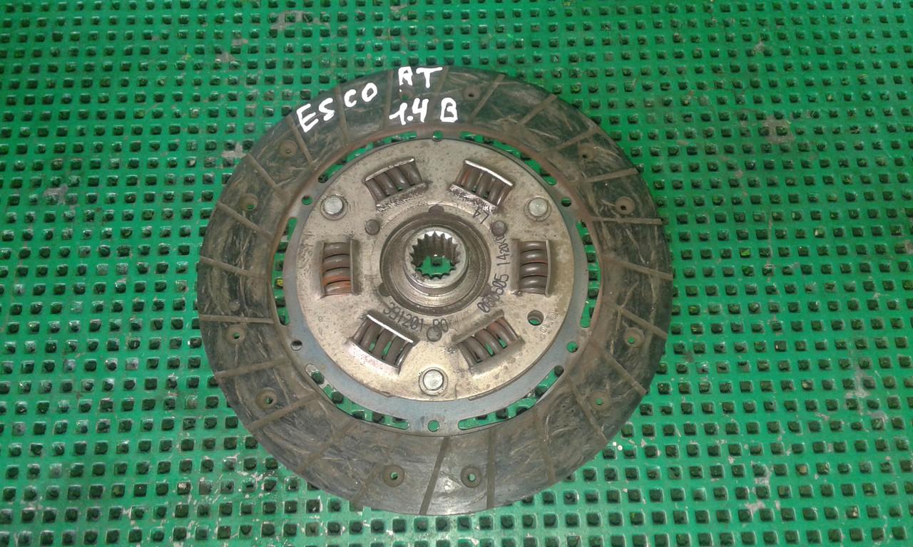 Диск сцепления Ford Escort 1.4