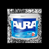 Краска фасадная AURA Fasad Fort атмосферостойкая 5л