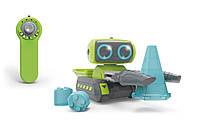 """Дитячий набір JIABAILE Construction Team """"Будівельна команда"""" з роботом на р/к Зелений (SUN3671), фото 1"""