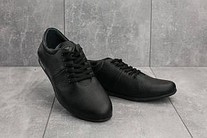Повседневная обувь Milord Olimp (весна/осень, мужские, натуральная кожа, черный)