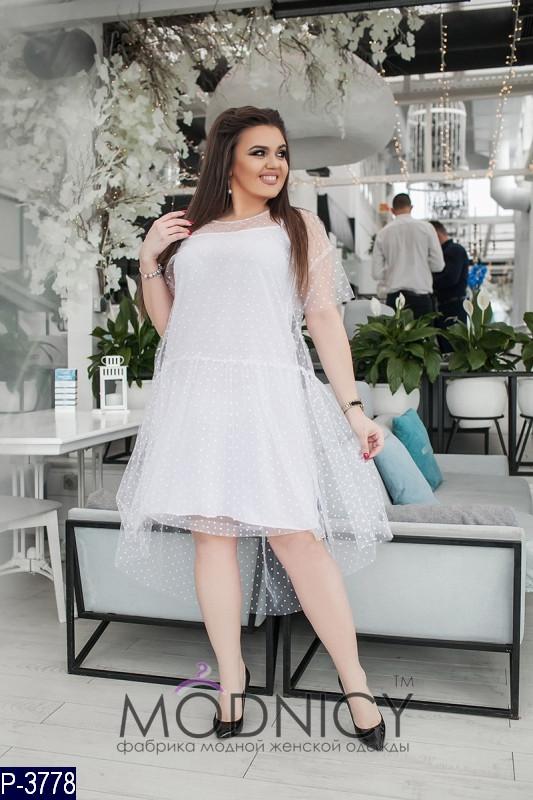 Платье P-3778
