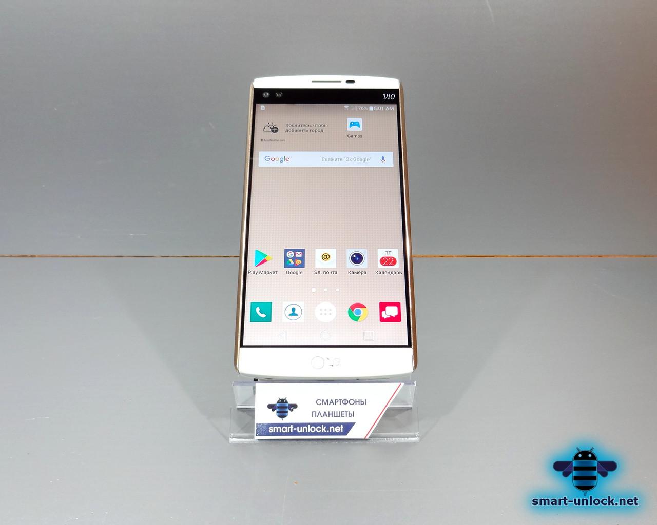 Телефон, смартфон LG V10 Покупка без риска, гарантия!