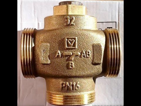 Термосмесительный клапан HERZ - Teplomix DN32