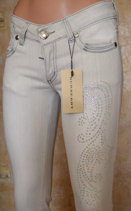 Женские джинсы 1471 (Реплика), фото 2