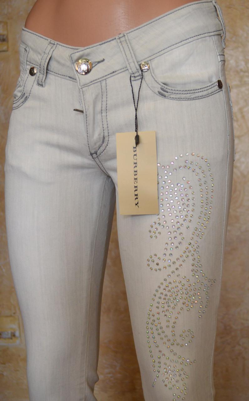 Женские джинсы 1471 (Реплика)