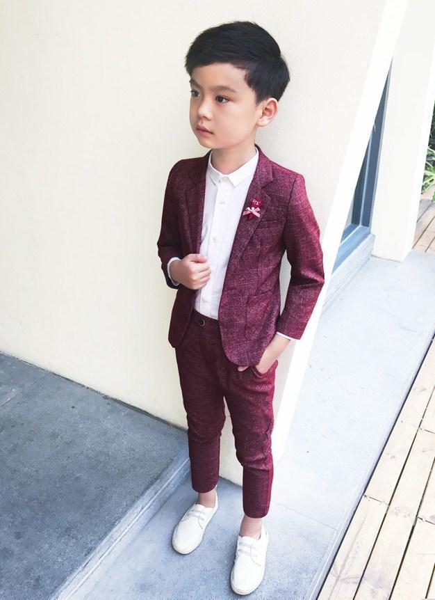 Нарядный костюм для мальчика Денди