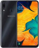 Samsung Galaxy A30 (A305F) 3/32Gb Black (UA UCRF)