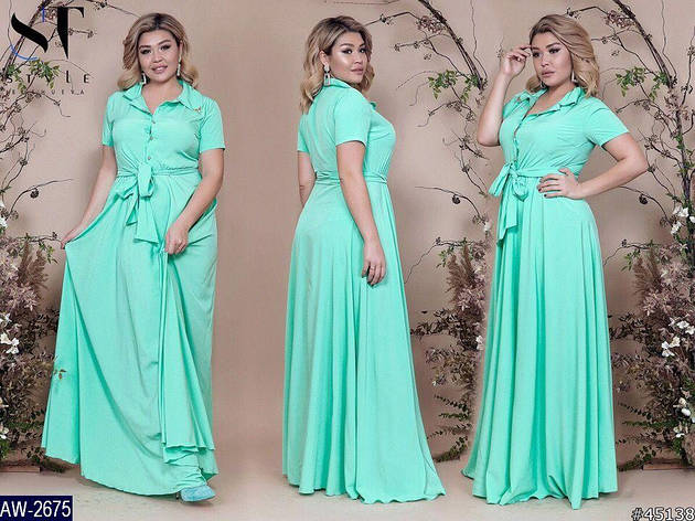 Платье AW-2675, фото 2