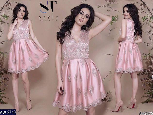 Платье AW-2710, фото 2