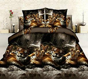 Комплект постельного белья евро размер 3д
