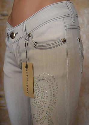 Женские джинсы 1471 (Реплика), фото 3