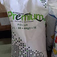 Premium Foliar (листове) 3,11,38+4MgO+МЕ - 25 кг SETO Туреччина