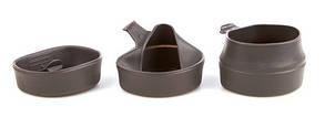 Столовый набор шведский PATHFINDER KIT WILDO® 3-PIECES, фото 2