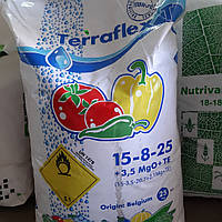 TERRAFLEX (15-8-25 + 3,5 MgO + TЕ), 25 кг Бельгия