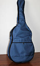 Надежный чехол для классической гитары Muzwear blue 04