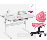 Парта трансформер и детское кресло , фото 1