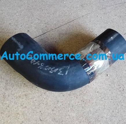 Патрубок радиатора верхний БАЗ А148., фото 2