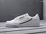 Чоловічі кросівки Adidas Continental 80 (білі), фото 4
