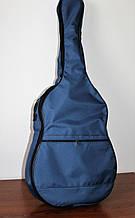 Надежный чехол для акустической гитары Muzwear blue 04