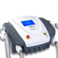 Аппарат для удаления волос SHR и омоложения SSR KES MED-160C