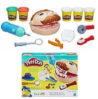 Детский набор для творчества Плей до Мистер Зубастик Play-Doh Doctor Drill´n Fill B5520 Hasbro