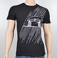 """Мужская футболка """"BMW"""" черный, фото 1"""