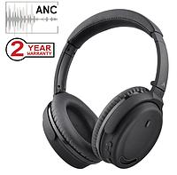 Беспроводные Bluetooth наушники Avantree ANC032 Black / Активное шумоподавление