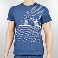 "Мужская футболка ""BMW"" джинс"