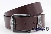 Мужской кожаный ремень RM-122571 40 мм Турция