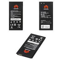 Батарея (акб, аккумулятор) HB474284RBC для Huawei Ascend Y625, C8816, 2000 mAh, оригинал