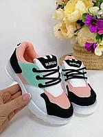 Шикарные кроссовки спортивные  на девочек BALENCIAGA