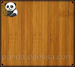 """Бамбуковые обои """" 3 D """" темные пропиленные, 1,5 м, ширина планки 17 мм / Бамбукові шпалери"""