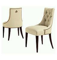 Класичний стілець в стилі барокко каркас