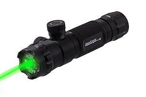 Лазерный целеуказатель (ЛЦУ) зеленый луч Bassell JG9/G