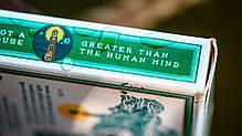 Карты игральные | Green Keeper by Ellusionist , фото 3