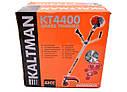Бензокоса KALTMAN KT-4400 (3 ножа+1 леска), фото 10