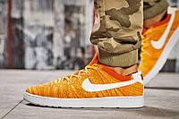Кроссовки мужские Nike , желтые (2470-4) размеры в наличии ► [  41 (последняя пара)  ], фото 1