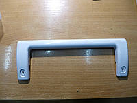 Пластик Атлант  Ручка скоба 775373400201(велика пряма 6001-02, 5810 )
