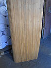 """Бамбуковые обои """"Конфетти"""" темные пропиленные, 1,5 м, ширина планки 17 мм / Бамбукові шпалери, фото 5"""