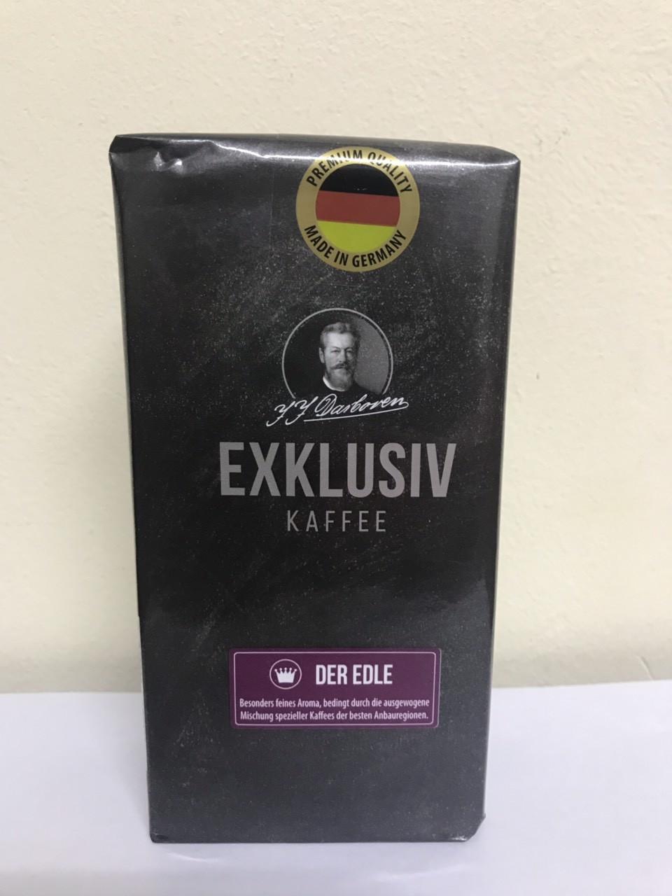 Кофе молотый благородный вкус Darboven 250 гр.