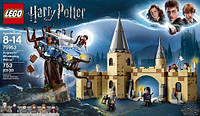 Конструктор лего Гарри Поттер Гремучая ива LEGO Harry Potter 75953