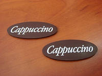 Шоколадный декор Cappuccino
