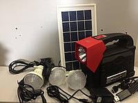 Фонарь ручной Солнечная система Yajia-1903Т Фонарик (Яджи) С солнечной батареей,прожектор. Туристический