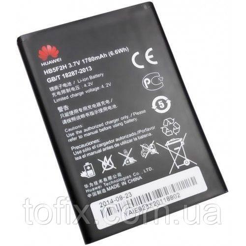 Батарея (акб, аккумулятор) HB5F2H для Huawei E5375, 1780 mAh, оригинал