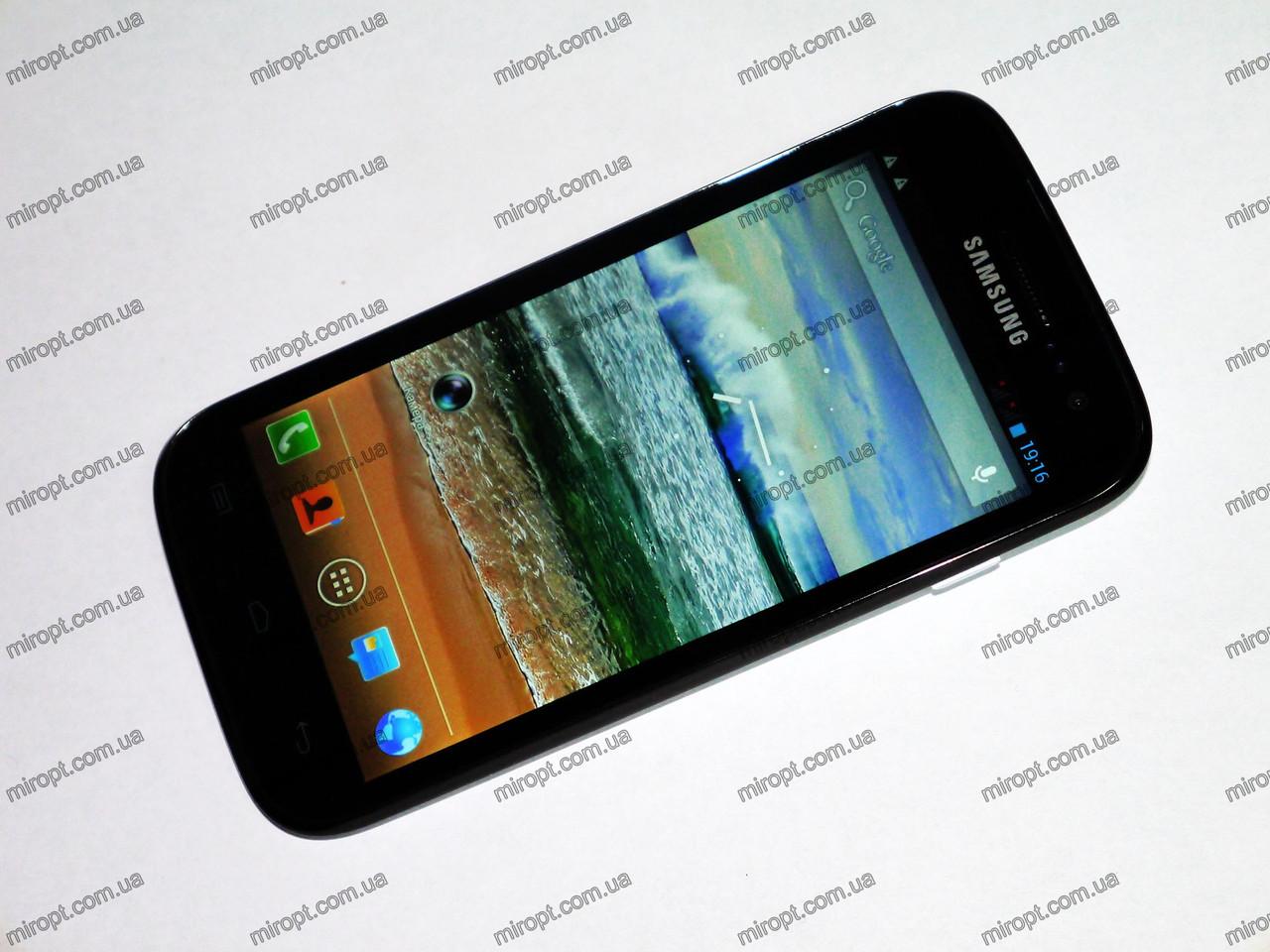 Телефон Samsung 9201 - 2Sim + 5'' + 4Ядра + 1Gb RAM + 8Мпх + GPS