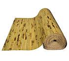 "Бамбуковые обои ""Черепаха"" оливковая, 1,5 м, ширина планки 17 мм / Бамбукові шпалери, фото 2"