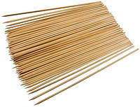 Палочки бамбуковые 35 см, диаметр 4 мм,
