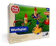 Развивающая Игра Playtive Кольцеброс Wurfspiel
